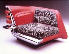 Phill Schroeder. 50's Auto Art (hacia 1990)