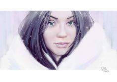 ArtStation - portrait.commission., Sergey OnePixelHero