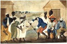 Slaves Dance to Banjo