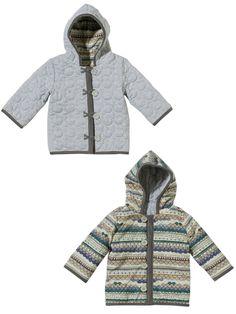 Bonnie baby London Garbo & Friends Reversible Jacket