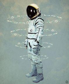 Cosmonaut / Astronaut / Spaceman