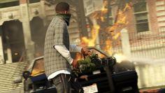 Brand New Grand Theft Auto V Screenshots Show Deep Sea Diving, Mini-Guns, and More | EGMNOW