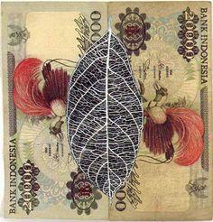 Fiona Hall 'Leaf Litter'