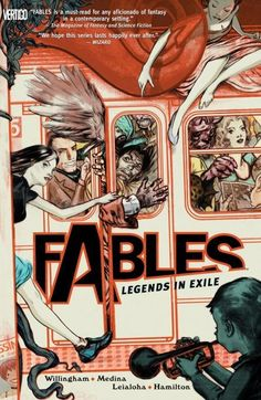 Check out Fables Vol. 1: Legends in Exile on @comiXology