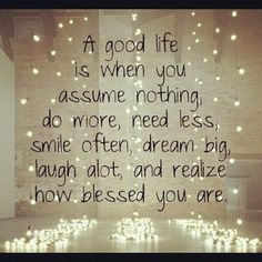 <3<3<3 Count your Blessings / Positive Quotes for Inspiration