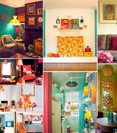 here's how to decorate with kitsch without being overly obnoxious
