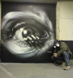 #Graffiti #Street Art
