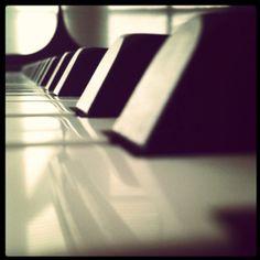 Piano keys @ Daufenbach residence.