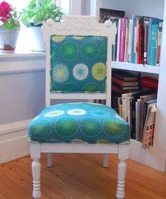 great chair redo