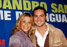 Elena Tablada y David Bisbal 10 parejas que dijeron 'adiós' antes de dar el 'sí, quiero'
