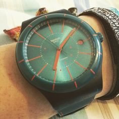 Swatch SISTEM GREEN ©peppersam_