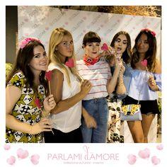 E ora foto di gruppo... Collezione Make-up Parlami d'Amore!