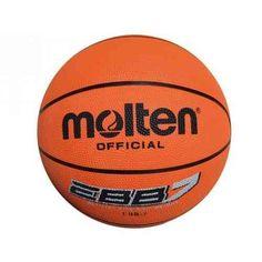 Balón Molten EBB7, talla 7 de goma de gran calidad para uso outdoor www.basketspirit.com/Molten