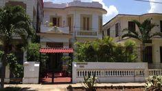 Casa Blanca in Havana Vedado Cuba