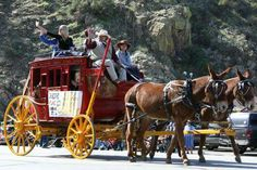 Whiskey Flats Days in Kernville,  CA.