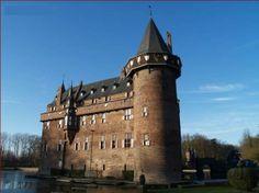 castles in holland | Photographs of De Haar Castle in Holland