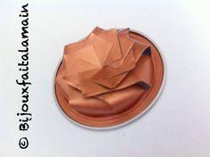 Bijoux faits avec capsules Nespresso