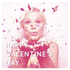 "AKA the most sacred day of the whole year. Galentine's Day is February and is ladies celebrating ladies. Plus, it helps that Galentine's Day was started by Leslie Knope from ""Parks and Rec"". Parks N Rec, Parks And Recreation, Pawnee Goddess, Happy Galentines Day, To Do This Weekend, Leslie Knope, Amy Poehler, Gal Pal, Host A Party"