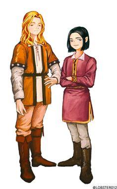 Келегорм и Куруфин