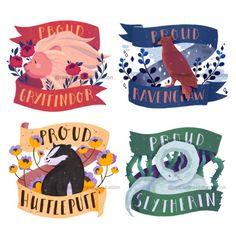 ✨✨✨ I'm a Ravenclaw Harry Potter Tumblr, Fanart Harry Potter, Arte Do Harry Potter, Cute Harry Potter, Harry Potter Artwork, Harry Potter Drawings, Theme Harry Potter, Harry Potter Pictures, Harry Potter Wallpaper