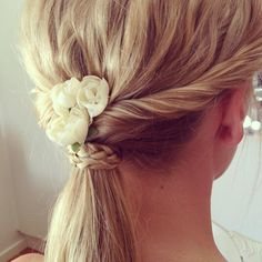 Perfect Ponytail & Braid - Hairstyles and Beauty Tips