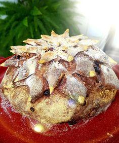 Pane a lievitazione naturale con cioccolato e birrascura