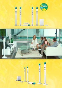 Você merece o melhor som na sua sala! Este home theater Blu-Ray 3D Sony é incrível, conheça: http://www.colombo.com.br/produto/Som-e-Video/Home-Theater-Blu-Ray-3D-Sony-5-1-Canais-850W-RMS-Wi-Fi-e-NFC-BDV-N9100WL