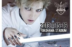 Kim Jae Joong 1st Album Asia Tour Concert in Japan 2013