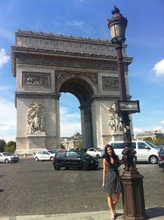 Jess's European Adventure- Paris