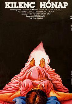 Kilenc hónap (1976) Movies, Movie Posters, Painting, Art, Art Background, Films, Film Poster, Painting Art, Kunst