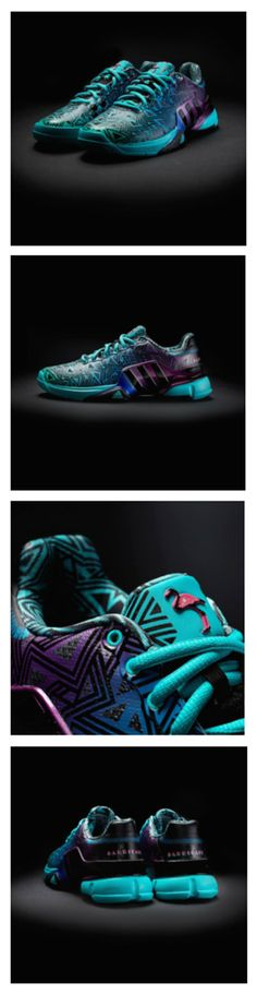 The wait is over! Welcome to Miami! The limited edition adidas Barricade 2015 Miami shoe is now IN STOCK!