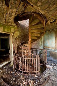 Abandoned NYC Island