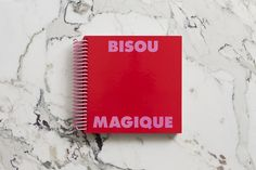 Bisou Magique is published in conjunction with the exhibition of the same name at Galerie Derouillon, Paris from May 19th – June 25th, 2016.