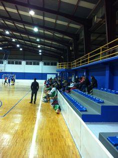 Sèniors: l'Olleria Bàsquet - Nou Bàsquet Xàtiva (17-11-2013).