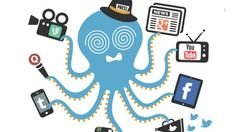 Twitter Fail Whale Artist's Newest Web Creation: The Overwhelmed Octopus
