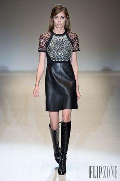 Gucci - Ready-to-Wear - Fall-winter 2014-2015 - http://www.flip-zone.net/fashion/ready-to-wear/fashion-houses-42/gucci-4557 - ©PixelFormula