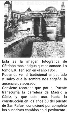 1851 Andalucia, Places To Visit, Outdoor, Cordoba Spain, Vintage Pictures, Old Photography, Antique Photos, Outdoors, Outdoor Games