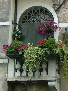 All sizes | Venice Balcony - 2 | Flickr - Photo Sharing!