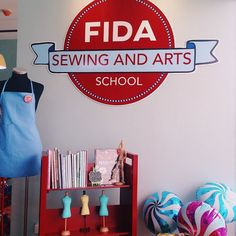 Looking for a sewing school in the South? Check FIDA Sewing & Arts School lessons & workshops!