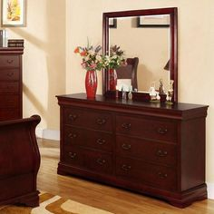 Furniture Of America Laurelle Dresser Las Vegas Online Lasvegasfurnitureonline