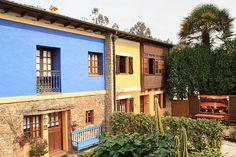 Casas Rurales Pradina www.casaspradina.com · pradina@infonegocio.com · T. (+34) 985 882 757 · M. (+34) 619 365 271 · Valle de La Ren · Luanco · Asturias · España