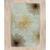 Found it at Wayfair - Leigh Blue Area Rug
