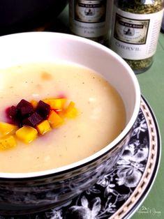 Potato & Leek Soup w