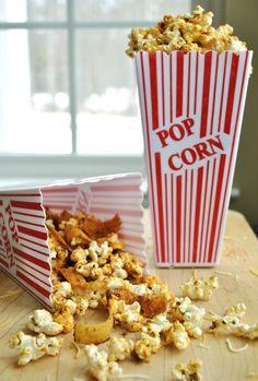 Mexican Frito Popcorn