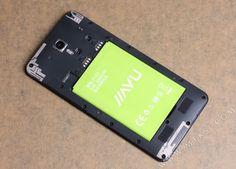 Novedad: Nuevas fotos del JiaYu S3 muestran el interior del teléfono
