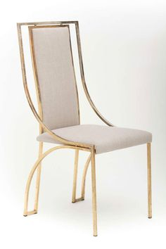 Set of 6 Dining Chairs by Romeo Rega 2