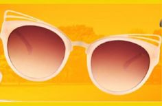 Chilli Beans Cílios e Frascos: as novas linhas de óculos da Chilli Beans