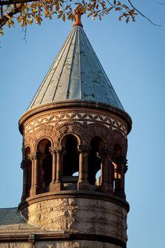 Alexander Hall, Princeton University.