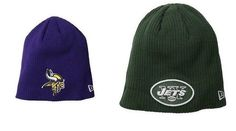 6ca836efab9ab New Era - NFL Ribbed Knit Winter Ski Beanie Hat - One Size - NFL -