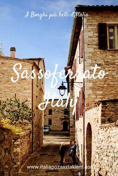 Sassoferrato, Marche, Włochy I Borghi più belli d'Italia   #Italy #Marche #Sassoferrato #IBorghipiùbellidItalia